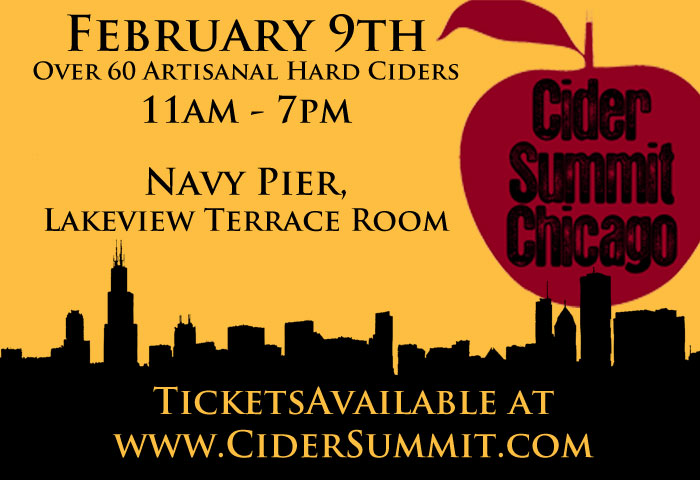 Cider Sumit Expands To Chicago
