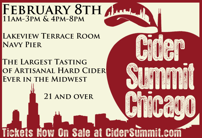 Cider Summit Chicago Feb. 8th