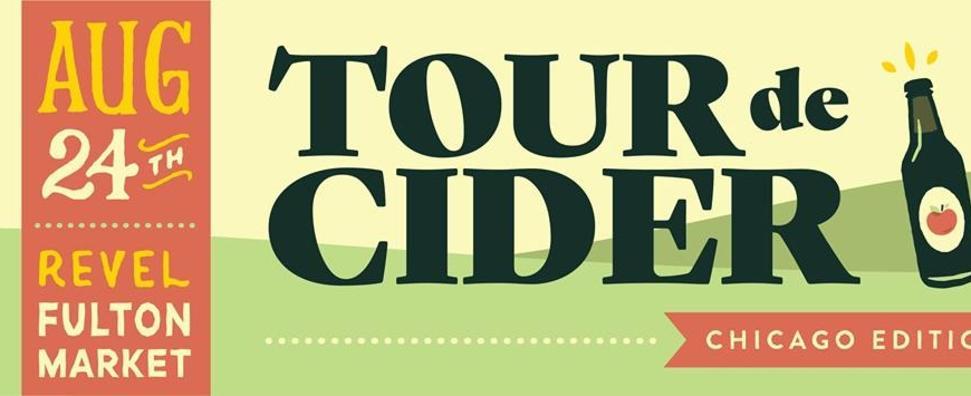 Tour De Cider Event Aug.